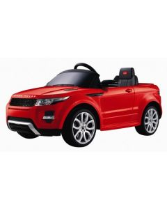 Red Range Rover Vogue 12v Electric Ride On Car + Parental Remote Control