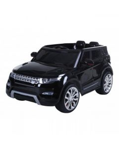 Black Range Rover Vogue HSE Style 12v Electric Ride On Car + Parental Remote Control