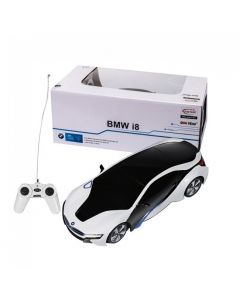 Licensed R/C BMW i8 Car and BMW Helicopter Set