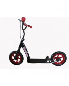 BamBam BMX Style Kick Scooter Red/Black