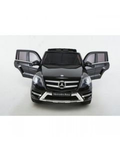 Licensed Black 12v Mercedes GLK Ride on Jeep with Parental Remote Control