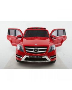 Licensed Red 12v Mercedes GLK Ride on Jeep with Parental Remote Control