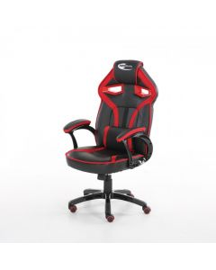 Red Bucket Racing Gaming Office Chair