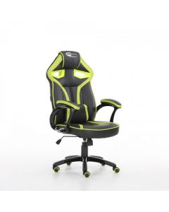 Green Bucket Racing Gaming Office Chair
