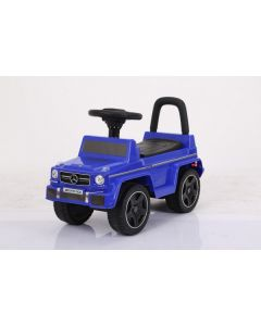 Blue Licensed Mercedes G63 AMG Foot To Floor Ride On