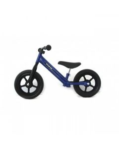 Blue Kids Balance Training First Bike Bicycle Lightweight Steel Girls Boys Childrens