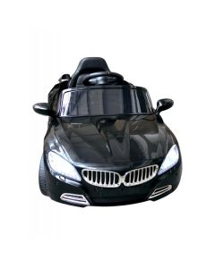 12v Black Coupe Style Ride on Car with Remote Control